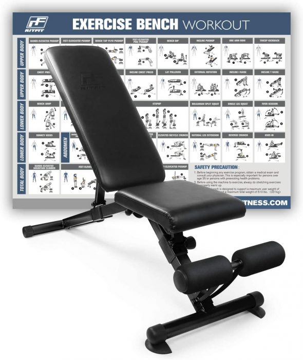 ritfit_adjustable_foldable_utility_weight_bench